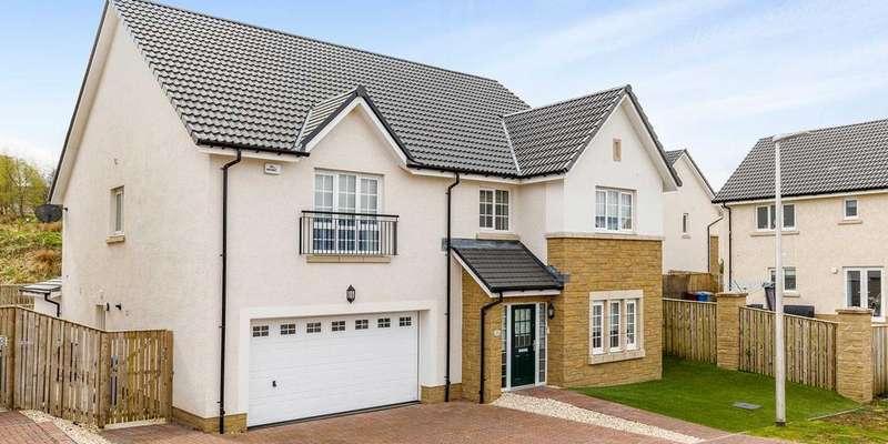 5 Bedrooms Detached Villa House for sale in 11 James Shepherd Grove, East Kilbride, G75 8WT