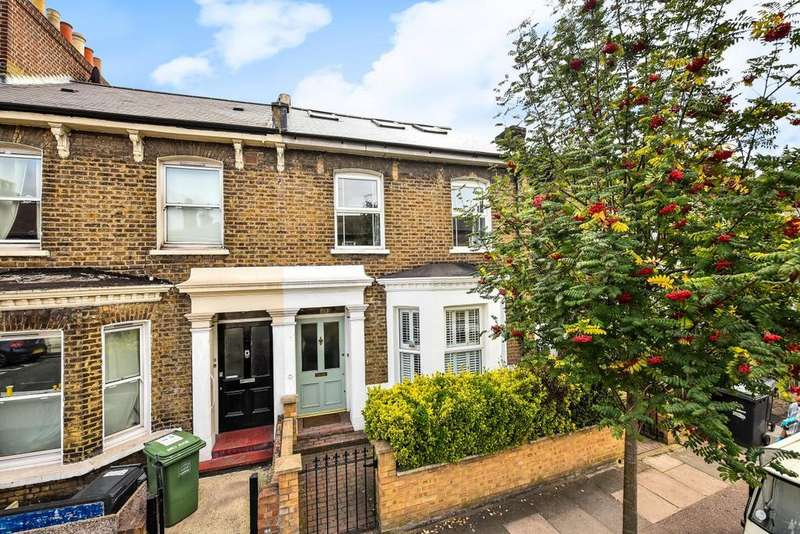 5 Bedrooms End Of Terrace House for sale in Malpas Road, Brockley