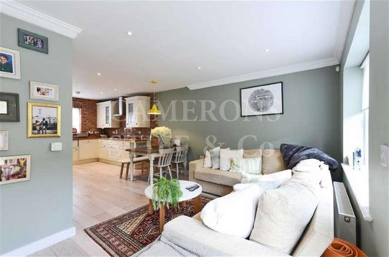 3 Bedrooms Terraced House for sale in Cross Way, Willesden, London, NW10