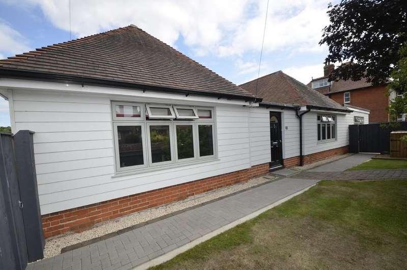 4 Bedrooms Detached Bungalow for sale in Croutel Road, Felixstowe