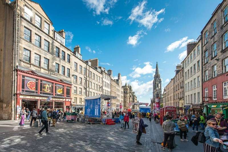 3 Bedrooms Apartment Flat for sale in Royal Mile, High Street, Edinburgh, Midlothian