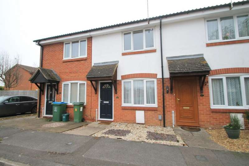 2 Bedrooms Terraced House for sale in Vickery Close, Aylesbury