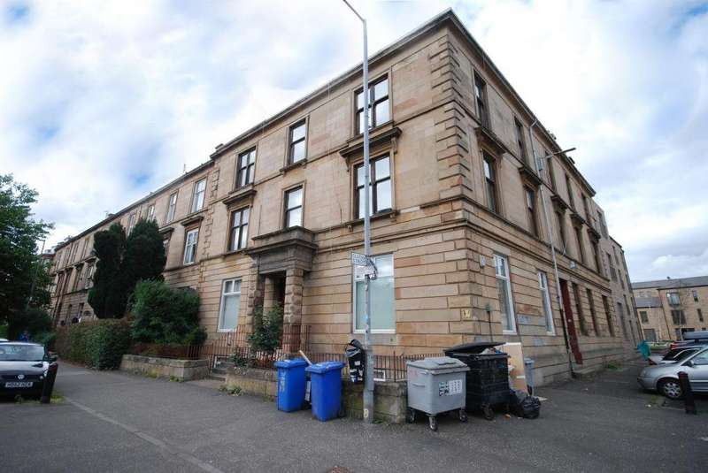 3 Bedrooms Flat for sale in 2/2, 1 Clutha Street, Govan, Glasgow, G51 1BL