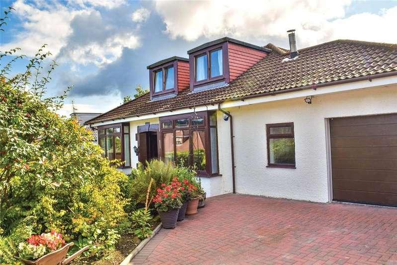 5 Bedrooms Detached Bungalow for sale in West Chapelton Drive, Bearsden