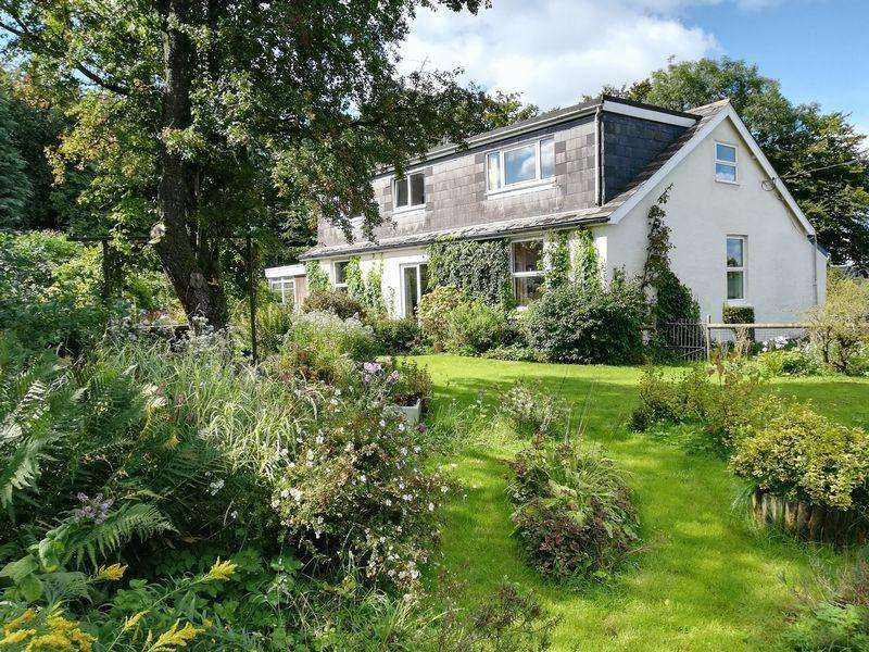 4 Bedrooms Detached House for sale in Lydford, Okehampton