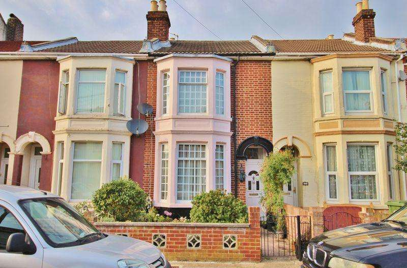 3 Bedrooms Terraced House for sale in Powerscourt Road, North End