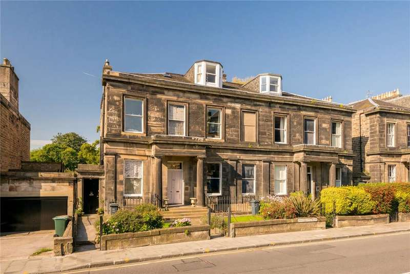 5 Bedrooms Semi Detached House for sale in Inverleith Row, Edinburgh