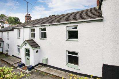 3 Bedrooms Terraced House for sale in Tywardreath, Par, Cornwall