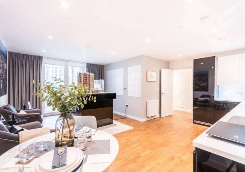 3 Bedrooms Apartment Flat for sale in New Development, Upton Park, Eastham, London, E13