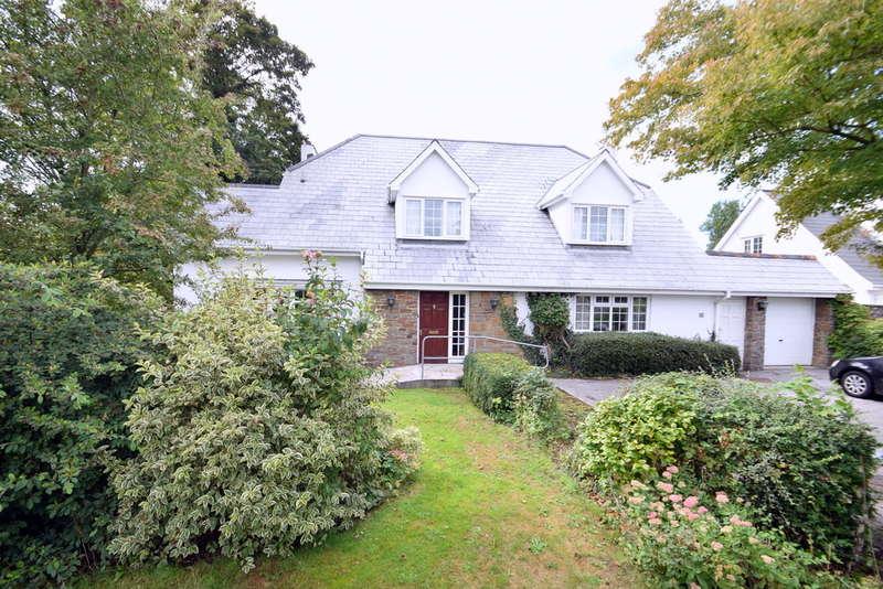 5 Bedrooms Detached House for sale in 17 Rogers Lane, Laleston, Bridgend County Borough, CF32 0LA