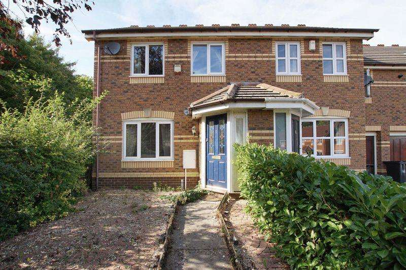 3 Bedrooms Terraced House for sale in Davies Drive, Bristol, BS4 4HJ