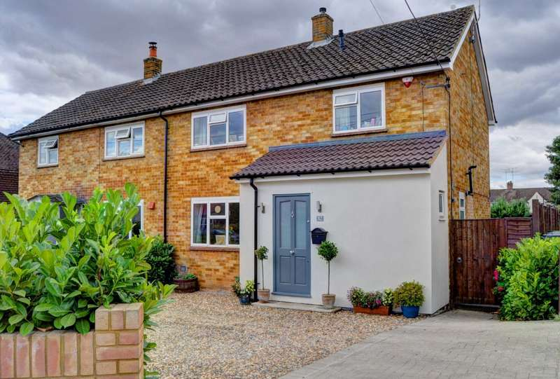 3 Bedrooms Semi Detached House for sale in Newtown Road, Marlow