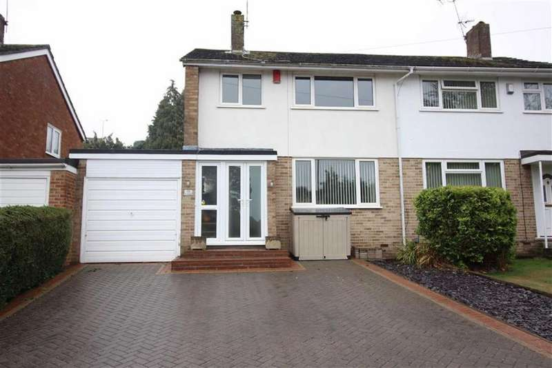 3 Bedrooms Semi Detached House for sale in Sunridge, Downend, Bristol