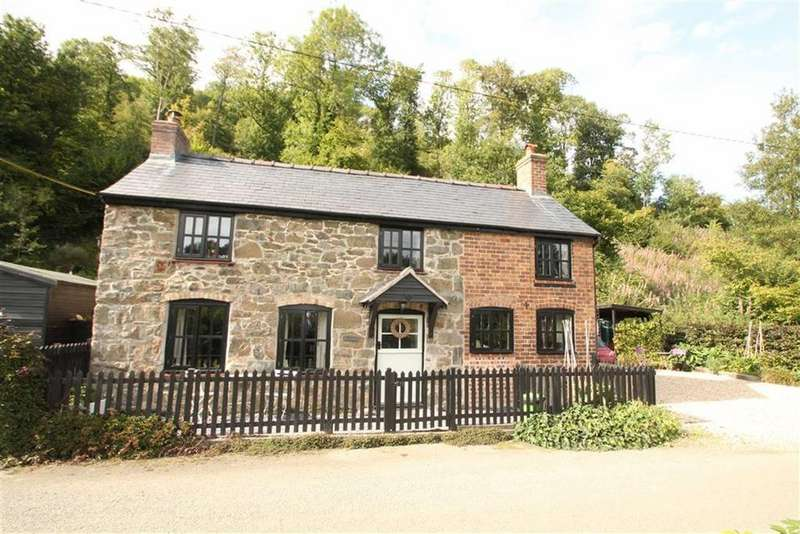 4 Bedrooms Detached House for sale in Bwlch Y Cibau