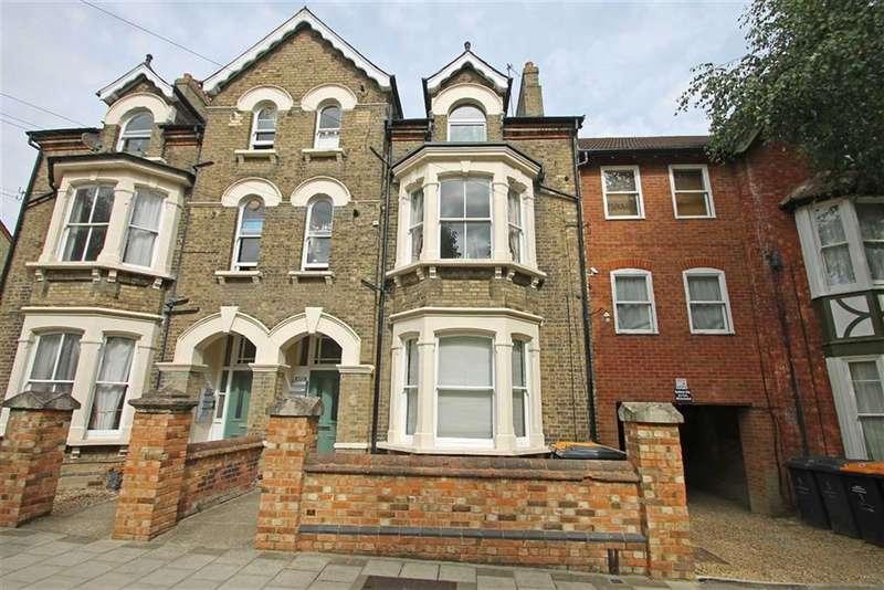 1 Bedroom Flat for sale in Warwick Avenue, Bedford