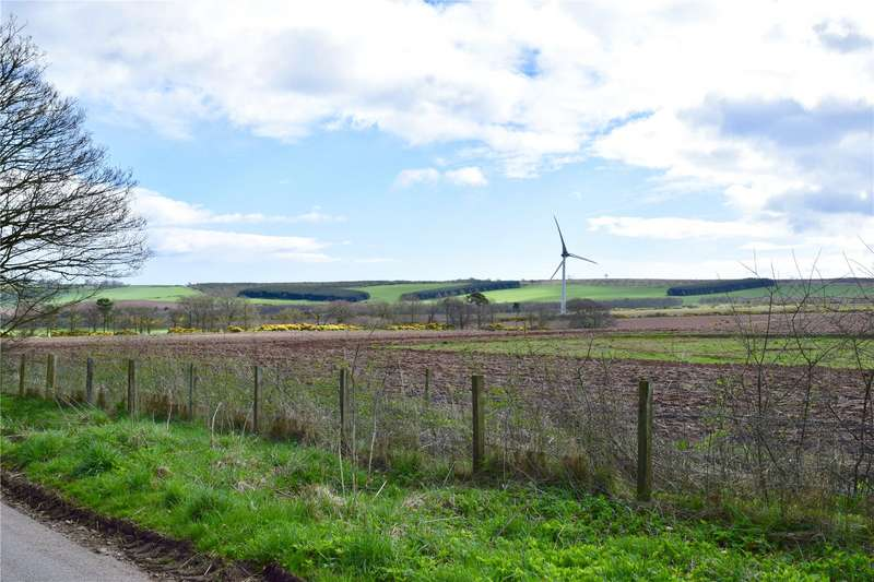 Land Commercial for sale in Woodburnden New House Site and Land, Fordoun, Laurencekirk, Aberdeenshire, AB30