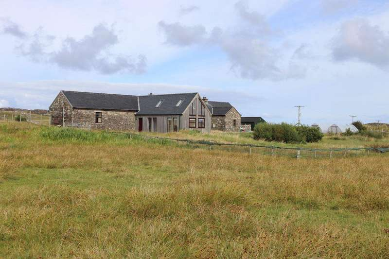4 Bedrooms Detached House for sale in Drimcruy, Isle of Coll, Argyll, PA78 6TB