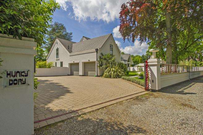6 Bedrooms Detached House for sale in Hunky Dory, Grange Road, Edwalton, Nottinghamshire NG12 4BT