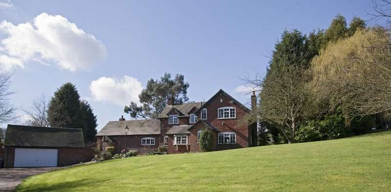 3 Bedrooms Detached House for sale in Forde Hall Lane, Tanworth In Arden