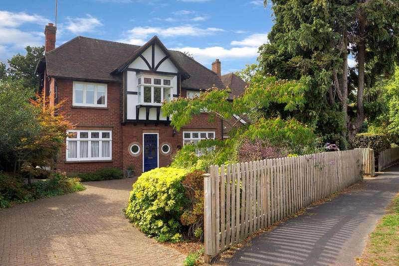4 Bedrooms Detached House for sale in Betchworth Avenue, Earley, Reading, RG6 7RJ