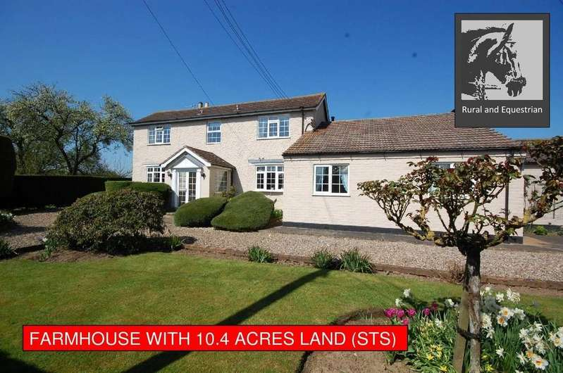 5 Bedrooms Farm House Character Property for sale in Alvingham, near Louth