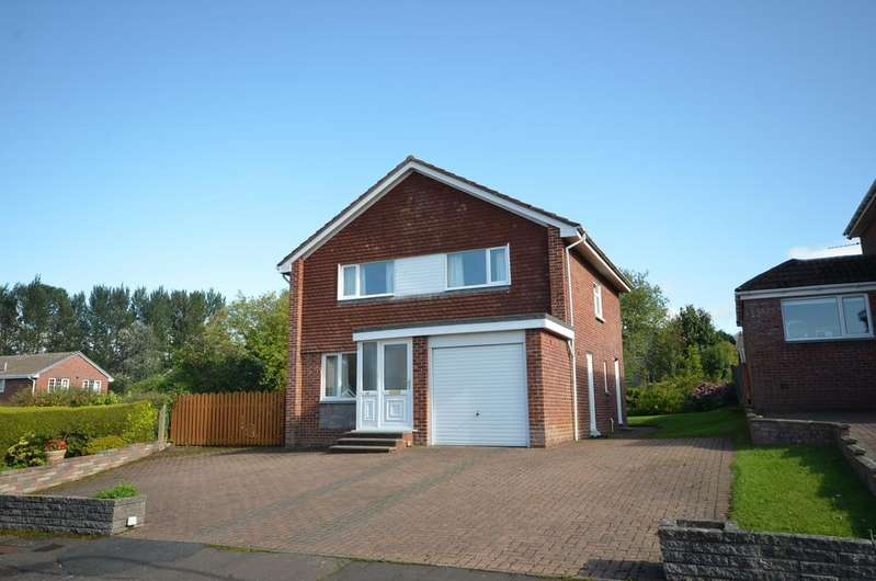 4 Bedrooms Detached Villa House for sale in 13 Craighall Place, Alloway, KA7 4XD