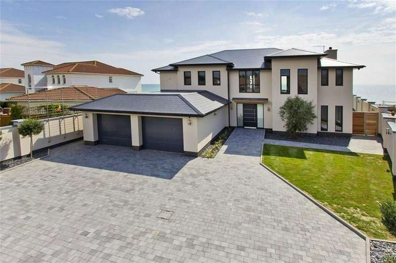 5 Bedrooms Detached House for sale in Hartfield Road, COODEN, East Sussex