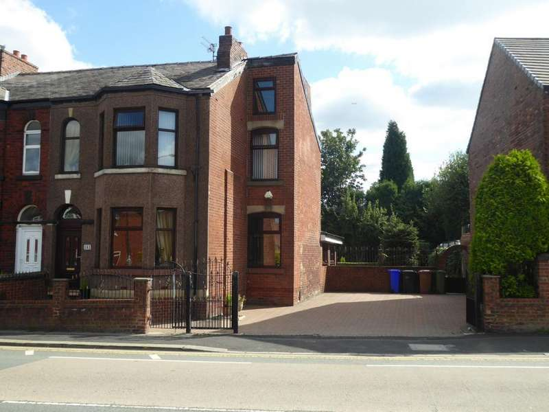 5 Bedrooms Semi Detached House for sale in Denton Road, Audenshaw, M34