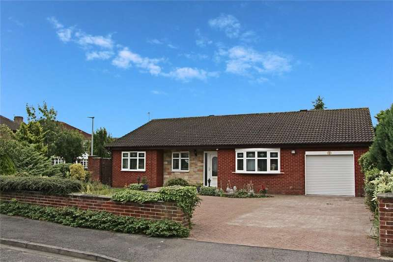 4 Bedrooms Detached Bungalow for sale in Thornside, Ingleby Barwick
