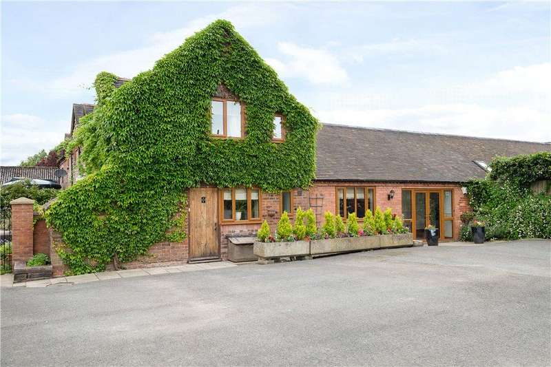 4 Bedrooms Barn Conversion Character Property for sale in Longville, Much Wenlock, Shropshire, TF13
