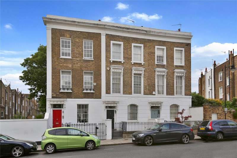 3 Bedrooms Terraced House for sale in Matilda Street, Islington, London, N1