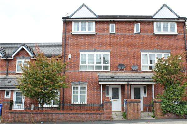3 Bedrooms Town House for sale in Moston Lane, Moston, Manchester