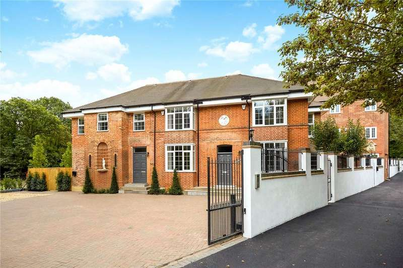 5 Bedrooms Terraced House for sale in Drummond House, Chobham Road, Sunningdale, Berkshire