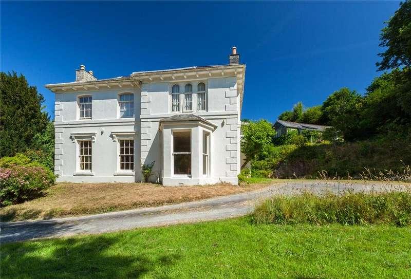 6 Bedrooms Detached House for sale in East Down, Barnstaple, Devon, EX31