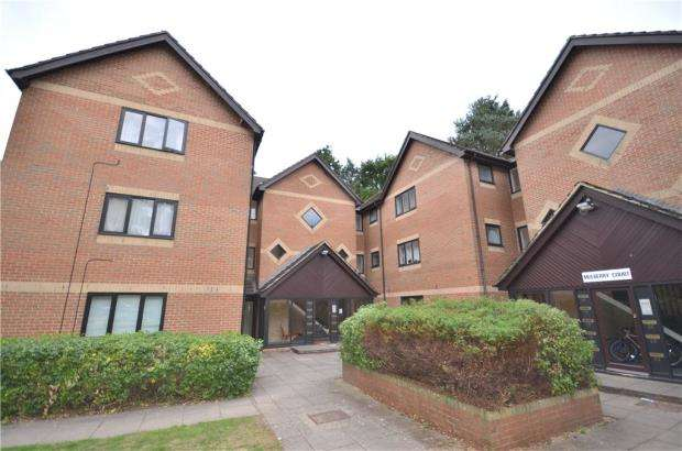 1 Bedroom Apartment Flat for sale in Mulberry Court, Wayland Close, Bracknell