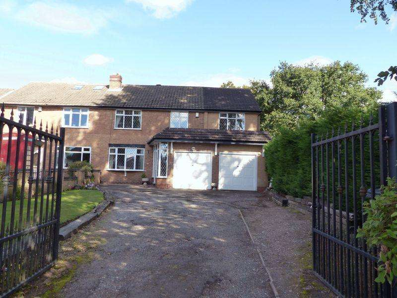 5 Bedrooms Semi Detached House for sale in Queslett Road, Great Barr
