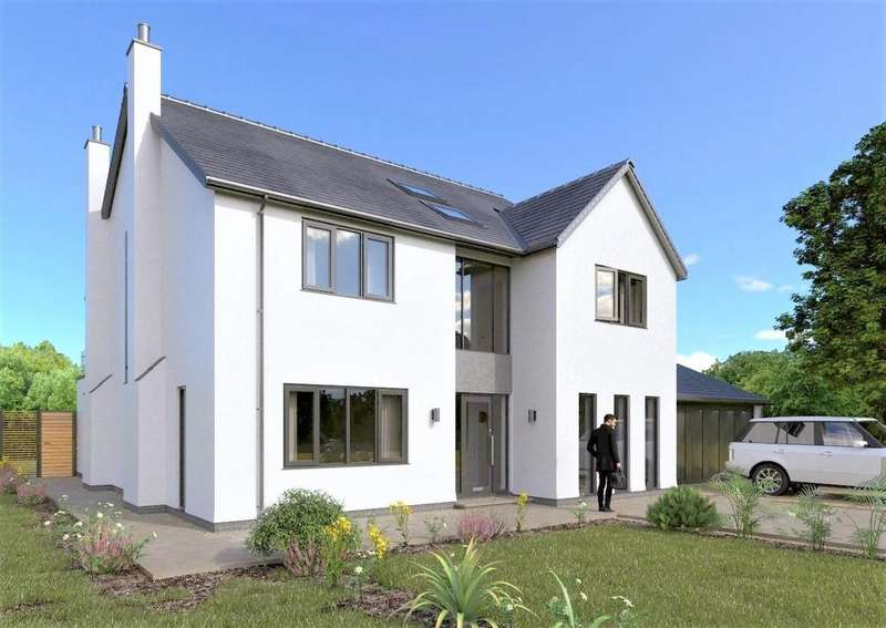 6 Bedrooms Detached House for sale in The Lydiate, Lower Heswall