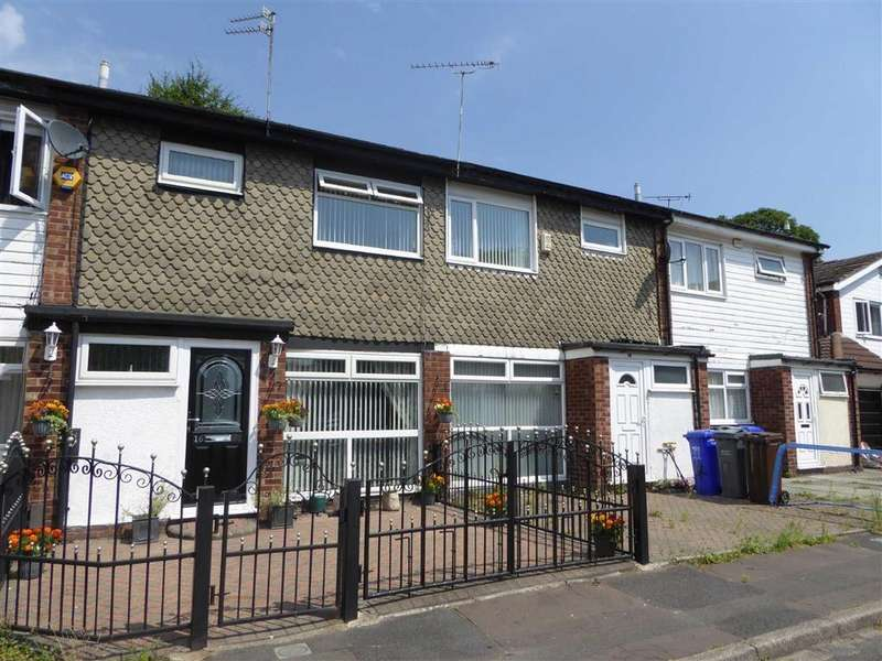 3 Bedrooms Terraced House for sale in Welshpool Close, Northern Moor