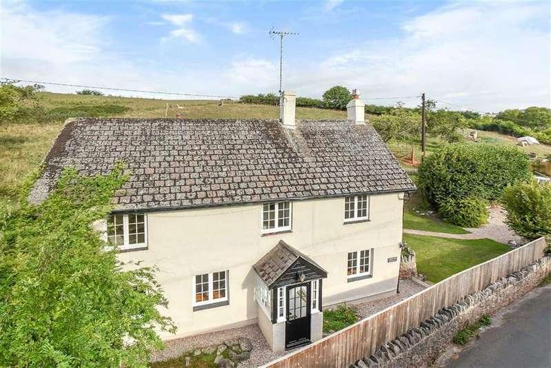 4 Bedrooms Detached House for sale in Combeinteignhead, Devon, TQ12