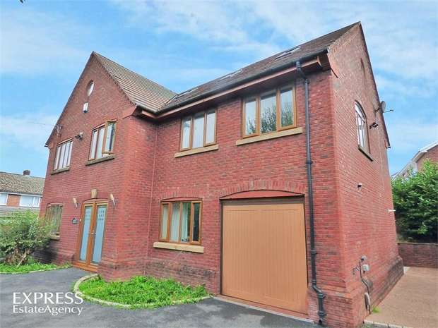 5 Bedrooms Detached House for sale in Denbydale Way, Royton, Oldham, Lancashire