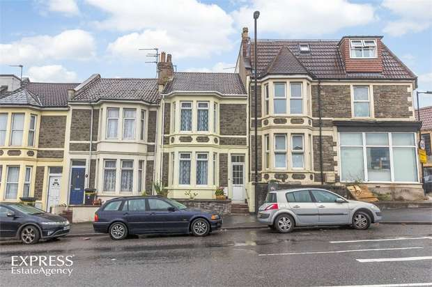 2 Bedrooms Terraced House for sale in Royate Hill, Bristol