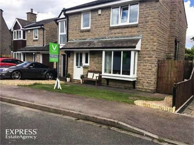 3 Bedrooms Detached House for sale in Pennine Court, Fir Tree, Crook, Durham