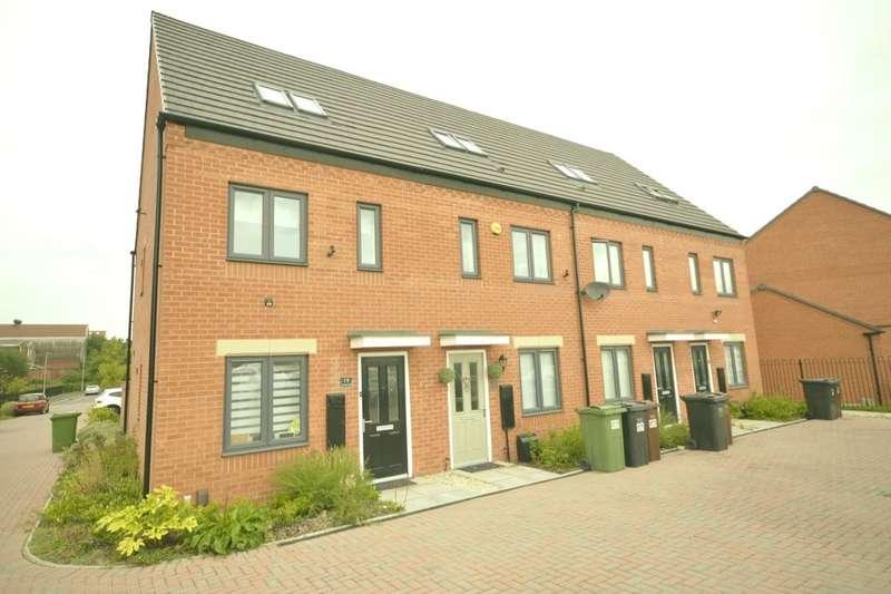 3 Bedrooms Property for sale in Uxbridge Close, Wolverhampton, WV2