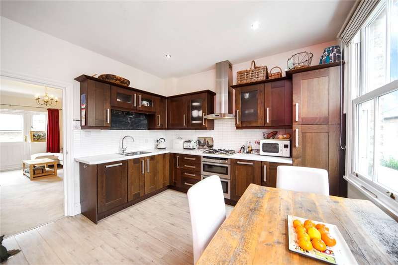 3 Bedrooms Semi Detached House for sale in Denmark Road, Wimbledon, London, SW19