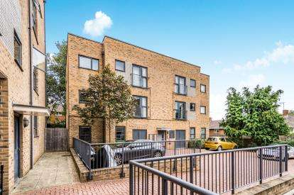 1 Bedroom Flat for sale in Marston Road, Southampton, Hampshire