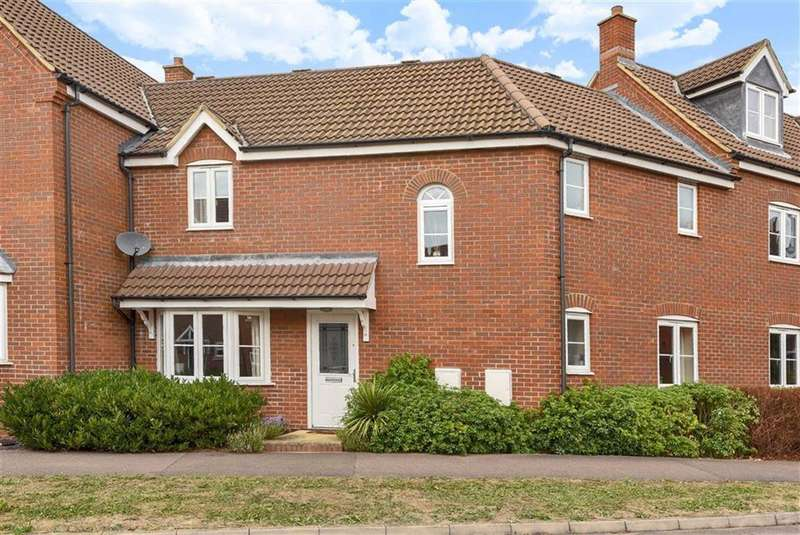 3 Bedrooms Terraced House for sale in Langlands Road, Bedford