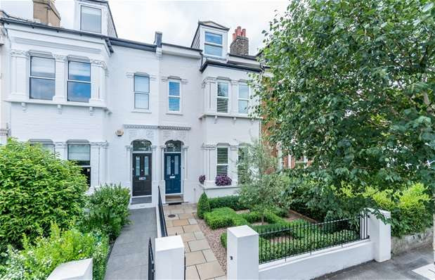 4 Bedrooms Terraced House for sale in Friern Road, East Dulwich