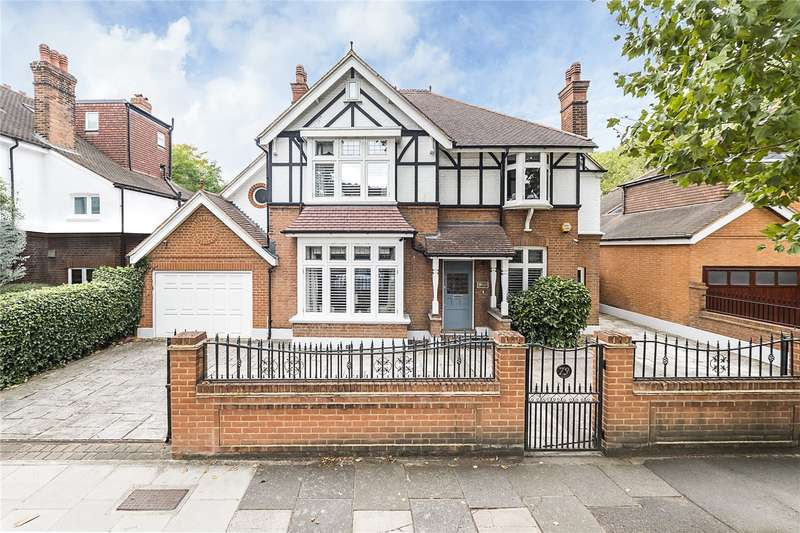 6 Bedrooms Detached House for sale in Cole Park Road, Twickenham, TW1