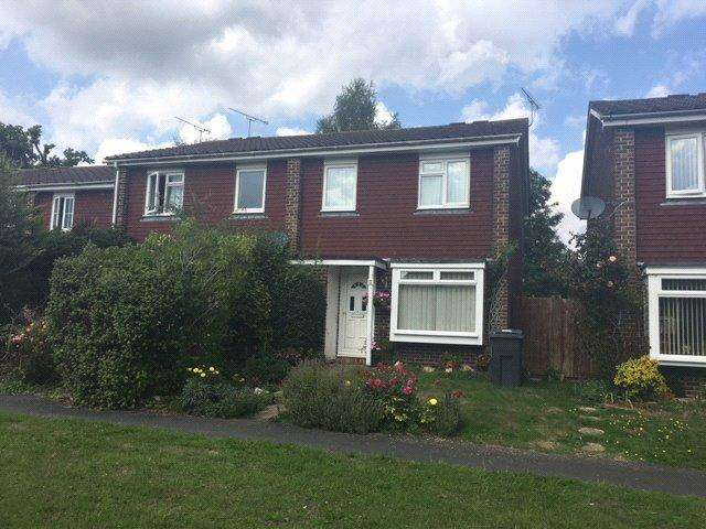 3 Bedrooms End Of Terrace House for sale in St Blaize Road, Romsey, Hampshire, SO51