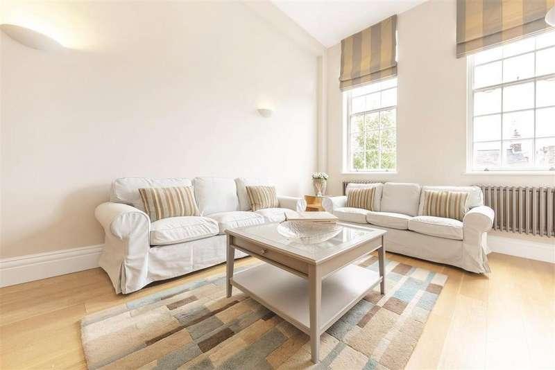 2 Bedrooms Flat for sale in Battersea Park Road, SW11